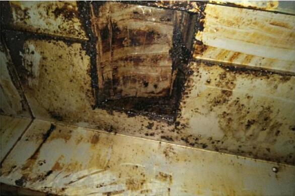 餐厅油烟净化器清洗图示例二