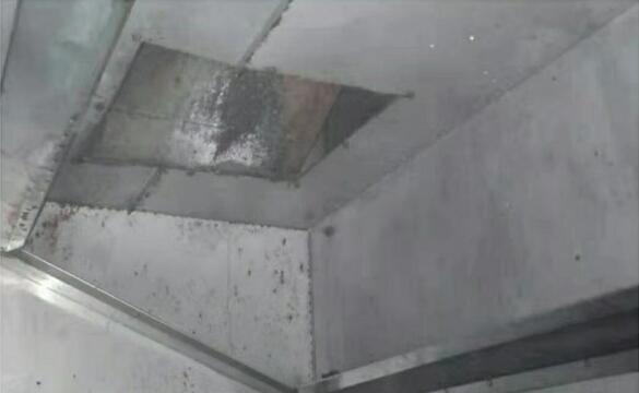 餐厅油烟净化器清洗图示例三
